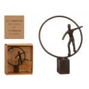 nagyker Szobrok és figurák: Mintegy 4 cm magas Balance szobor