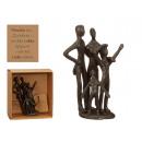nagyker Szobrok és figurák: Design szobor család , kb. 4,7 cm magas