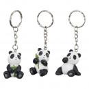 Kulcstartó panda, 3- szer szortírozott kiszállítás