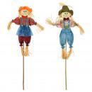 Plug Scarecrow Jeans, grand, 2- fois assorti