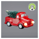 nagyker Lámpák: Teherautó karácsonyfával, LED lámpával, ...
