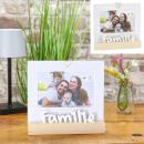 groothandel Foto's & lijsten: Fotolijst familie, ca. 19x18cm