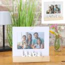 Fotolijst love, ca. 19x18cm