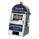 Automat na pieniądze z dzwonkiem i diodą LED