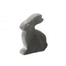 groothandel Figuren & beelden: Haas, zittend, cement, klein, circa 10 cm