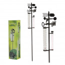 Weather station, about 150cm high