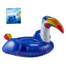 Großhandel Pool & Strand: Aufblasbare Schwimminsel Tukan , ca. ...