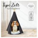 hurtownia Artykuly zoologiczne: Namiot tipi dla zwierząt domowych o wysokości ok.