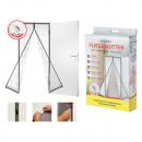 mayorista Regalos y papeleria: Cortina de puerta mosquitera con imán, aprox.100x2