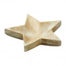 grossiste Décoration: Bol Star, grand, diamètre 22 cm env.