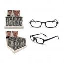 groothandel Leesbrillen en accessoires: Leeshulp, zwart, im Display