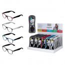 groothandel Leesbrillen en accessoires: Leeshulp, tweekleurig 4- maal geassorteerd ...