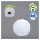 LED szolárlámpa KÜLSŐ, nagy, 30cm
