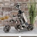 mayorista Alimentos y bebidas: Soporte para botella de vino motocicleta , 27cm