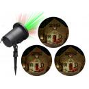 Projektor laserowy do zastosowań zewnętrznych Kro