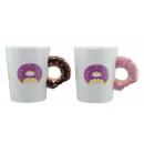 grossiste Accessoires cheveux: Mug Donut , 350 ml, 9 x 10,5 cm