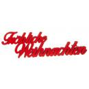 Großhandel Home & Living: Schriftzug Fröhliche Weihnachten, ...