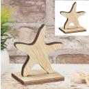 Estrella de mar decorativa, 5x7cm
