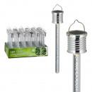groothandel Lampen: LED solar hanglamp acryl staaf, 1 LED