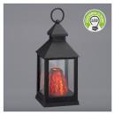 nagyker Lámpások: LED lámpa Vulkan, 12 Led, 24cm magasságú