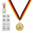 Medaille mit 8 verschiedene Sprüchen, Deutschlandb