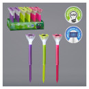wholesale Gifts & Stationery: Solar plug flower 3 - times assorted in the Disp