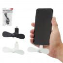 Mini Ventilator, für I Phone, 2-fach sortiert