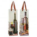 groothandel Stationery & Gifts: Flessenzak Wijn 2- maal geassorteerd