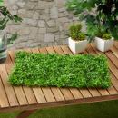 hurtownia Dekoracje: Mata ze sztucznej trawy, ok. 40x60x4cm