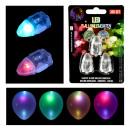 LED ballonlámpák, 3 db