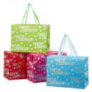 wholesale Dolls &Plush: Gift bag Happy Birthday , 4- times assorted , ...