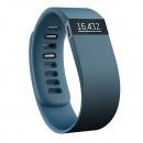 Großhandel Armbänder: Activity-Armband  Fitbit Charge L Blaugrau