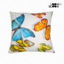 Großhandel Bettwäsche & Matratzen:Schmetterlingpolster  45x45 cm by Loomin Bloom