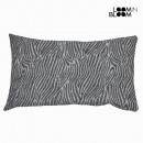 Großhandel Bettwäsche & Matratzen: Kissen zebra grau by Loomin Bloom