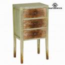 Meuble avec 3 tiroirs vintage by Craften Wood