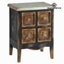 Meuble avec 4 tiroirs vintage by Craften Wood