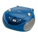 Großhandel Consumer Electronics: Radio mit  CD-Laufwerk Daewoo DBF105 Blau