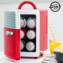 ingrosso Borse frigo: Mini-Frigo Vintage Retrò 5 L