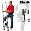 XXL Ladder Extendable Telescopic Ladder