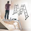 Multi-Purpose Folding Ladder