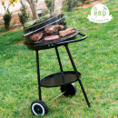 mayorista Barbacoas y accesorios: Barbacoa de Carbón  con Doble Nivel BBQ Classics