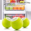 Großhandel Möbel: Fresh Fridge Balls  Kühlschrank Ökokugeln (Packung