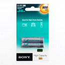 grossiste Batteries et piles: Piles  rechargeables Sony  Ni-MH AAA 900 mA ...