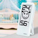 groothandel Weerstations: TopCom TH4675  Kamerthermometer en Hygrometer