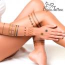 groothandel Reinigingsproducten: Bijou Tattou Tijdelijke Tattoos