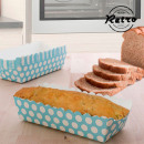 wholesale Casserole Dishes and Baking Molds: Retro Polka Dot  Baking Moulds (pack of 8)