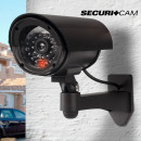 wholesale Security & Surveillance Systems: Securitcam X1100 Fake Security Camera