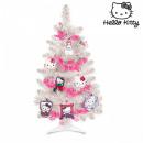 Hello Kitty Kerstboom met Decoratie