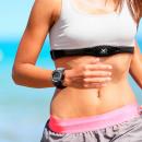 Großhandel Gürtel: Kardiometer-Uhr mit Brustgürtel