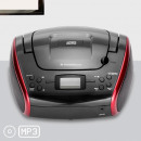 grossiste Lecteurs MP3 et MP4: Radio CD MP3 AudioSonic CD1597